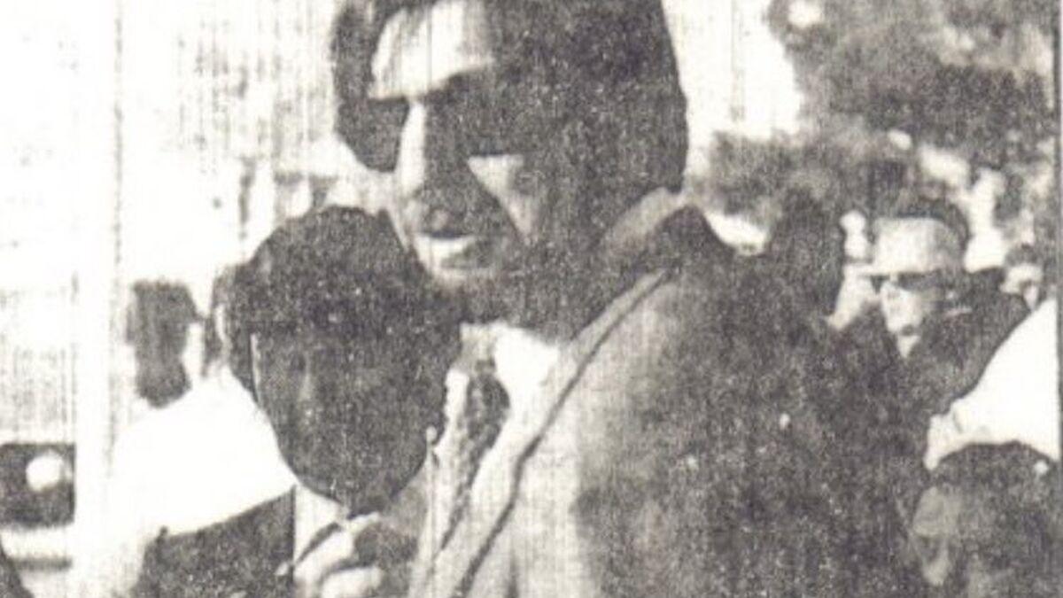 Sandro Rocci, el hombre que se imaginó el circuito con una cadena