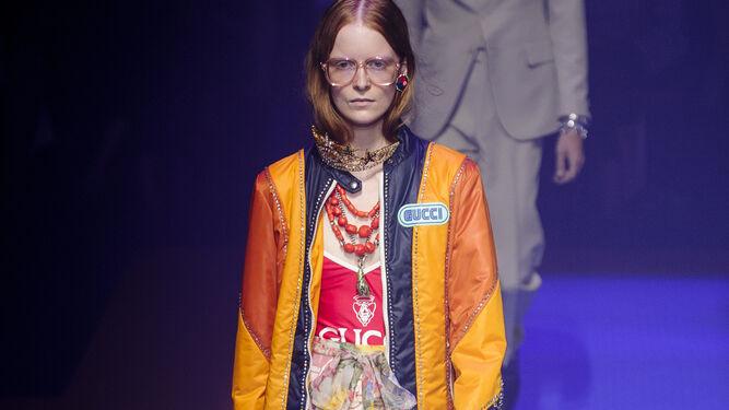 El 'todo vale' de Gucci abre la pasarela de Milán