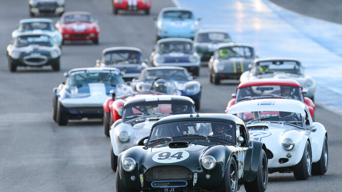 El Circuito acoge hoy y mañana el 'Jerez 30 años, La Leyenda'