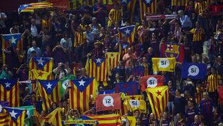 Las imágenes del Girona-Barcelona