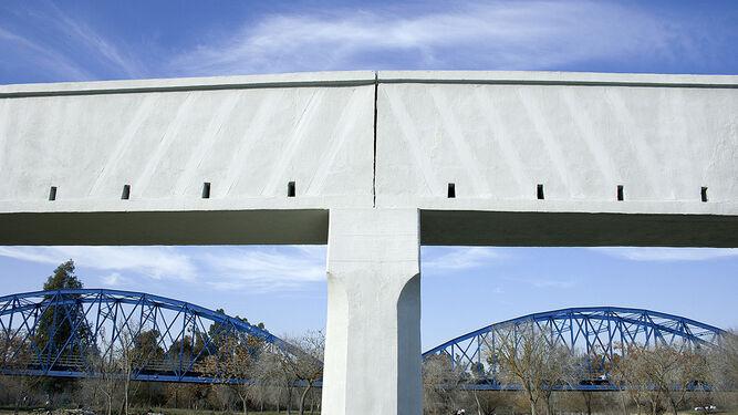 Puente-acueducto de Tempul (La Barca de la Florida)