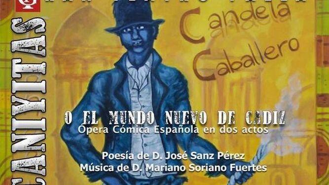 Cartel de la obra 'El tío Caniyitas'.