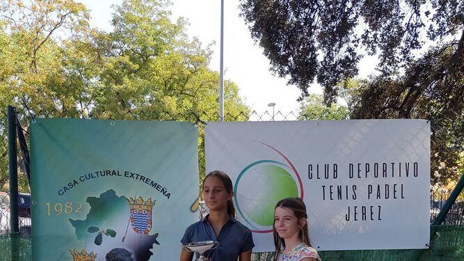 Estreno del CD Tenis y Pádel