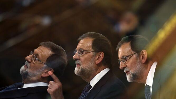 Rajoy da un ultimátum de cinco días a Puigdemont