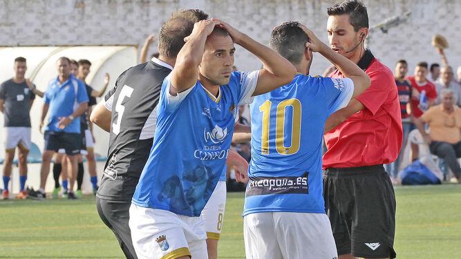 Vargas vivió uno de los partidos más tranquilos de lo que va de Liga.