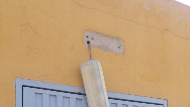Nuevos actos de vandalismo en el campo de San Telmo