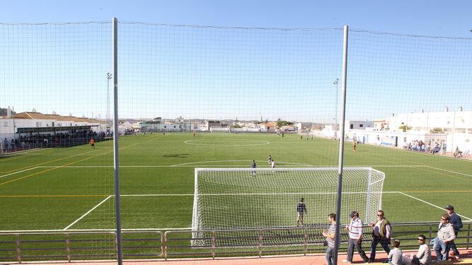 Torrecera, tercer campo en el que juega el XCD como local esta temporada.