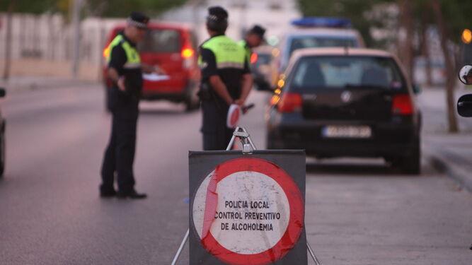 Resultado de imagen de prueba de alcohol policia de sevilla