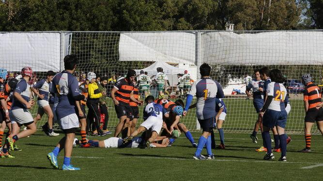 Espectacular ambiente en Montecastillo con el 'No Sin Rugby Fest 2017'