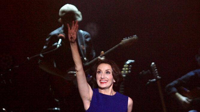 Luz Casal actuará en Jerez el día 12 de agosto de 2018.