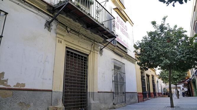 En el número 14 de la calle San Pablo se proyecta un hotel de 10 habitaciones y un restaurante.