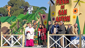 Las imágenes de San Antón