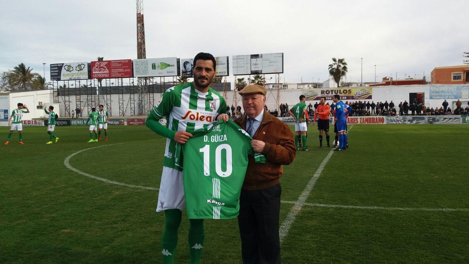 3-0 y Álex García de portero