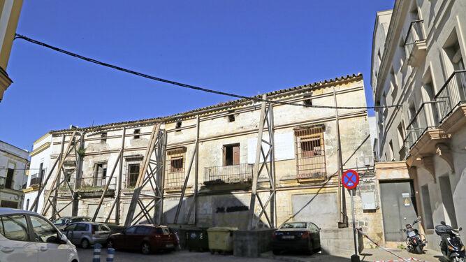 El Museo del Flamenco de Andalucía tendrá uno de sus accesos por la calle Barranco.