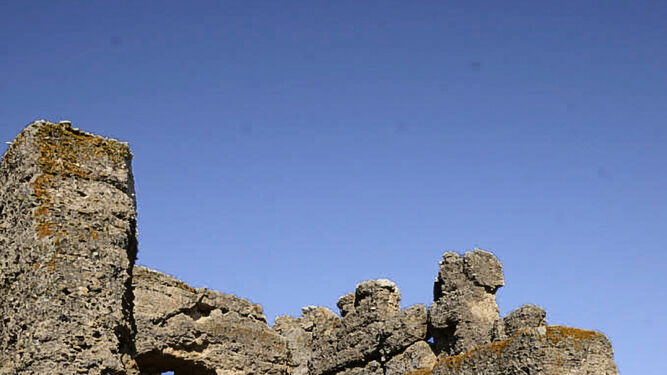 Castillo  de Torrecera (Foto J. Castillo)