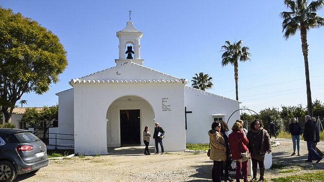 Ermita de la Ina (Foto J. Castillo)