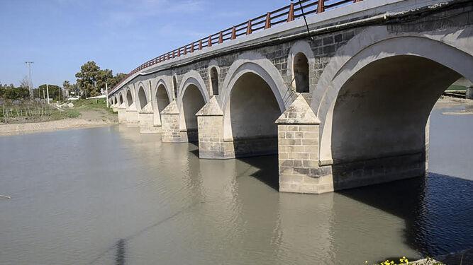 Puente de Cartuja (Foto J. Castillo)
