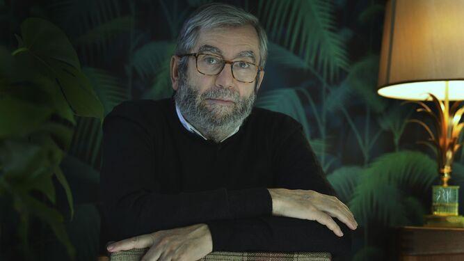 Antonio Muñoz Molina se encuentra inmerso en la promoción de su último libro, editado por Seix Barral.