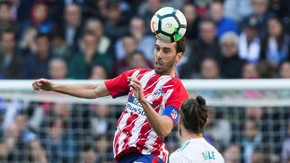 Las imágenes del Real Madrid-Atlético de Madrid