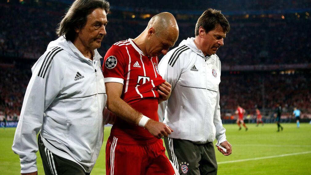 Las imágenes del Bayern-Real Madrid