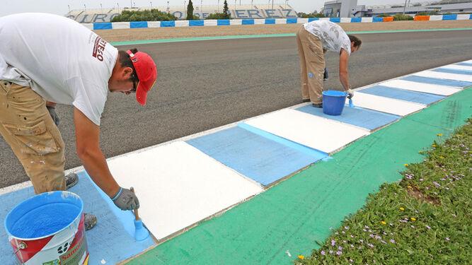 El Circuito de Jerez se prepara para la fiesta