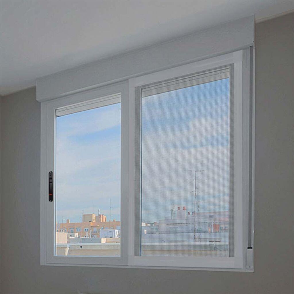 Mosquiteras para ventanas