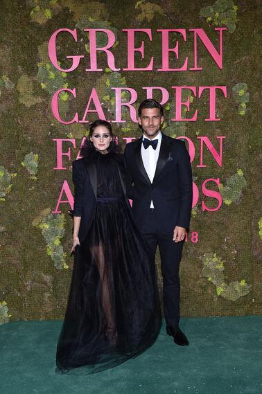 Los looks de los Green Carpet Fashion Awards