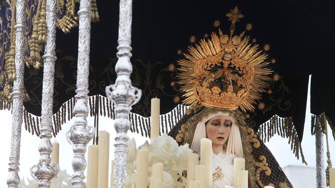 Resultado de imagen de María Santísima de la Concepción Coronada. Jerez