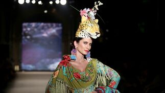 Rocío Peralta, su desfile en We Love Flamenco 2019