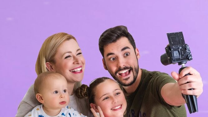 Influencers Carameluchi: la familia youtuber más popular