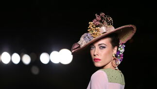 Ángeles Fernández, fotos del desfile en We Love Flamenco 2019