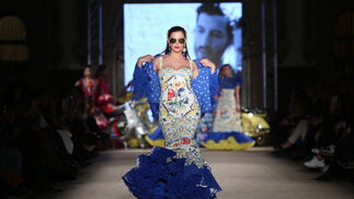 Pablo Retamero y Juanjo Bernal, fotos del desfile en We Love Flamenco 2019