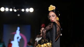 El Madroñal, fotos del desfile en We Love Flamenco 2019
