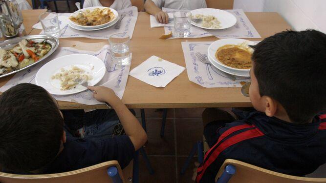Educación   Comedores escolares La gestión directa, una de las ...