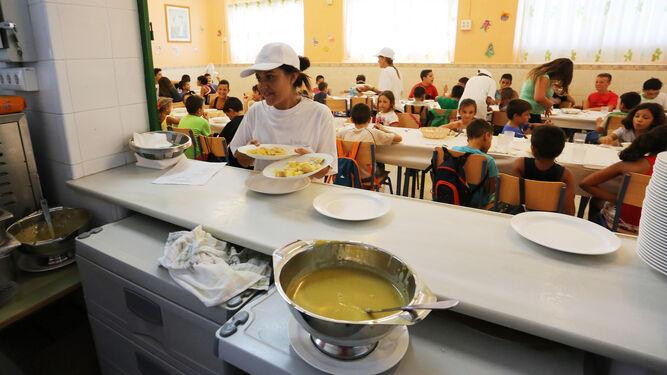 Educación | Comedores escolares La Junta advierte que actuará con ...