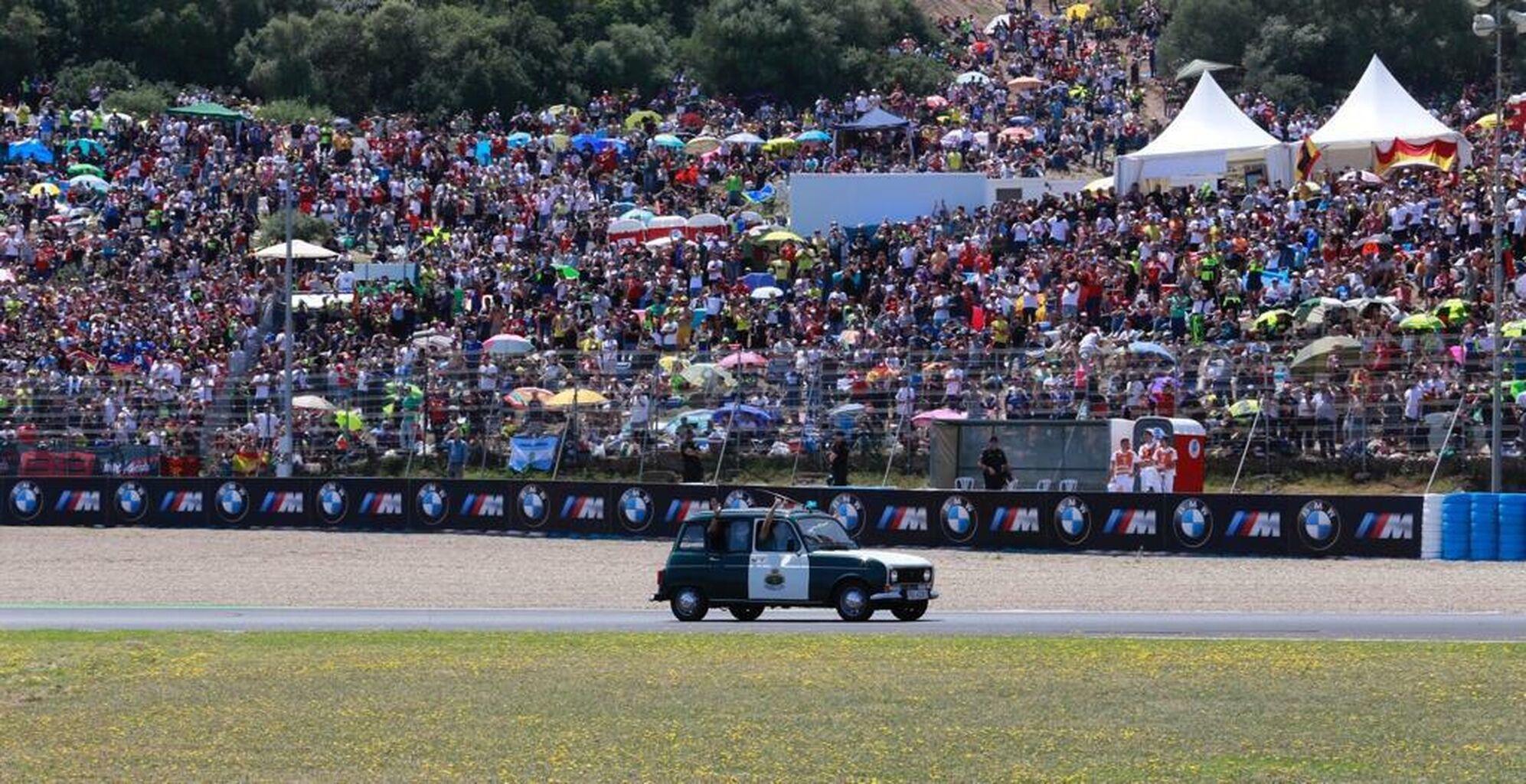 Circuito Jerez : Aficionados este domingo en el gp de jerez