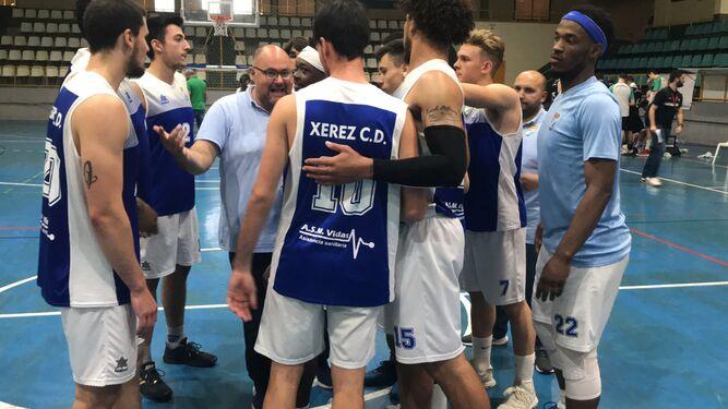 El Baloncesto Xerez CD se medirá al Mijas en cuartos de final