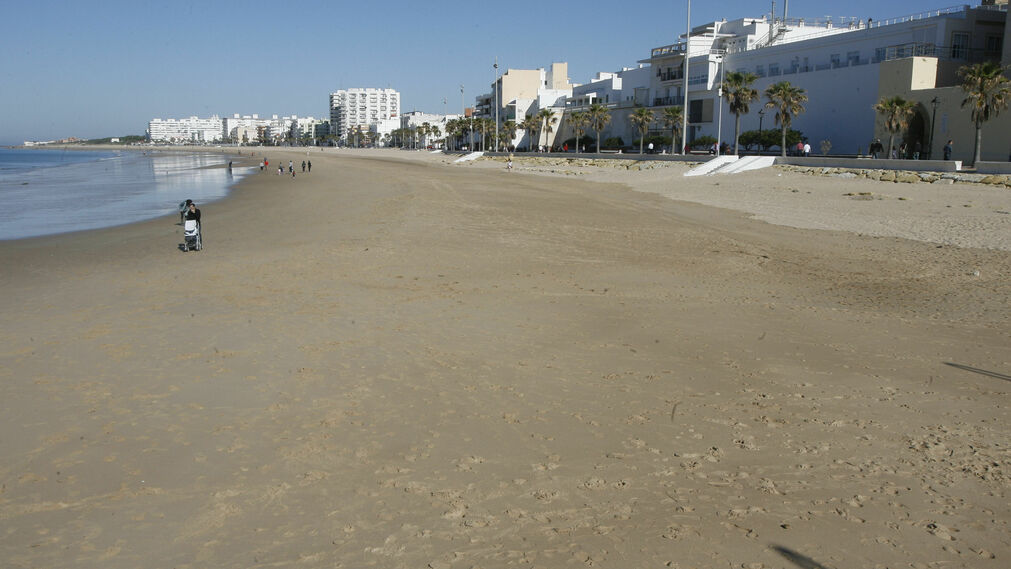 Playa de La Costilla (Rota)