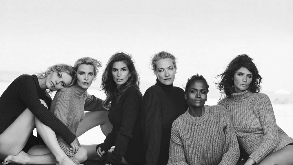 <p>Naomi Campbell, Linda Evangelista, Tatjana Patitz Christy Turlington y Cindy Crawford.</p><br>