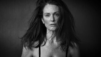 <p>Julianne Moore.</p><br>