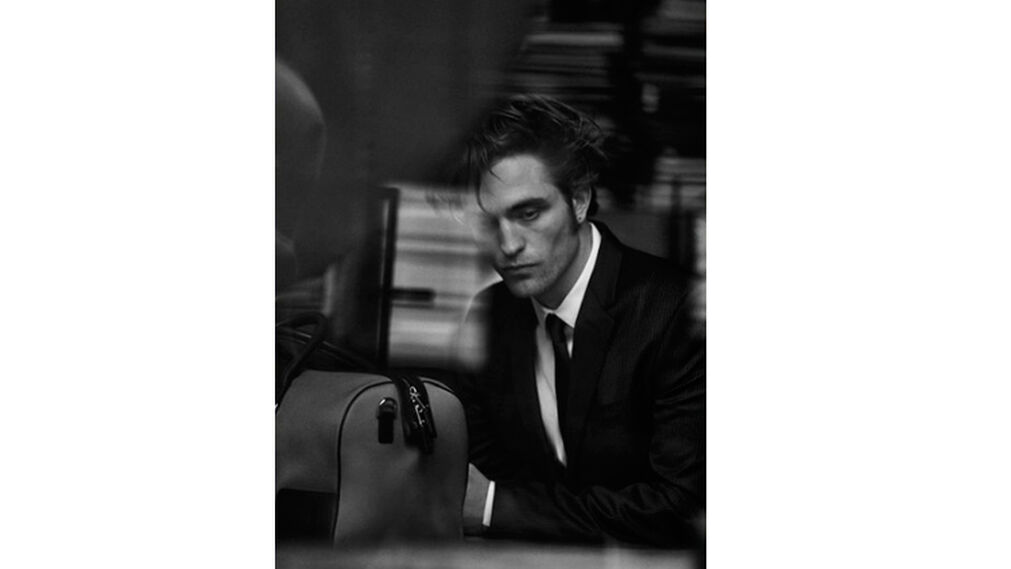 <p>Robert Pattinson.</p><br>