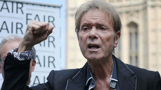Cliff Richard, en una foto reciente.