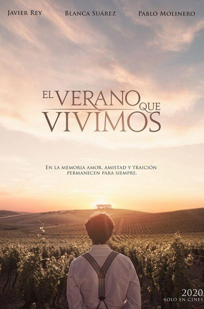 Cartel de la película 'El verano que vivimos'.