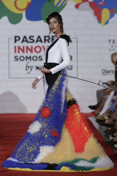 Todos los diseños de la Pasarela Innova by Wappissima X Terry White