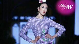 Desfile de Engalana en We Love Flamenco 2020