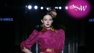 Desfile de Lucía Herreros en We Love Flamenco 2020
