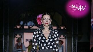 Desfile de Pitusa Gasul en We Love Flamenco 2020