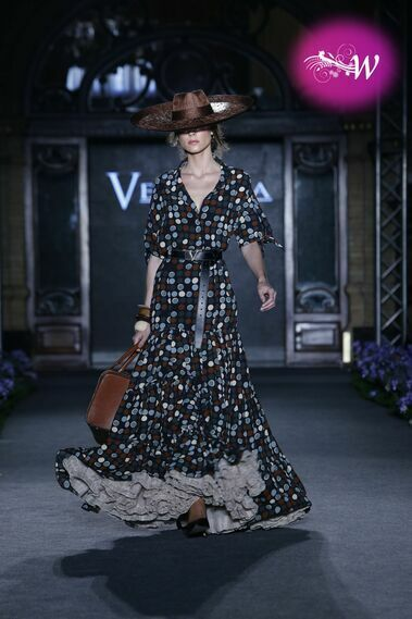 Desfile de Ventura en We Love Flamenco 2020