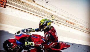 Álvaro Bautista, ahora con Honda, será uno de los focos de atención de la cita jerezana de SBK.