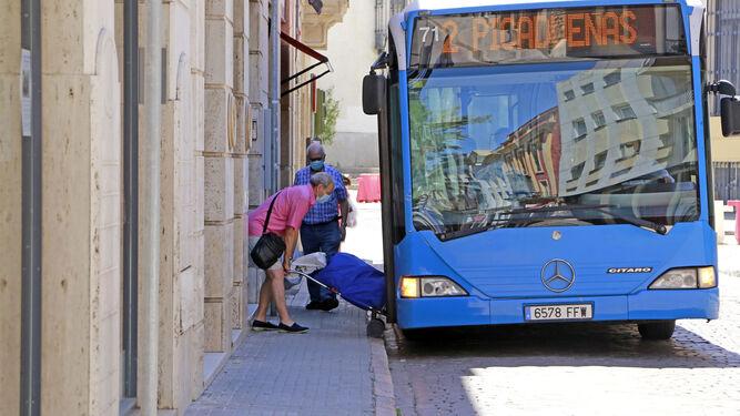 Sin Entrar En Vigor El Horario De Invierno De Los Autobuses Urbanos